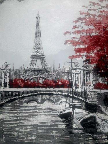 Paris red